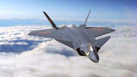 China puso en operaciones su avión de combate 'invisible' Chengdu J-20