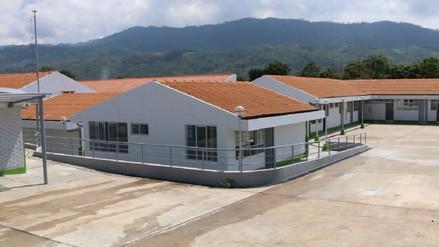 Satipo: ponen en funcionamiento nuevo Hospital de Mazamari