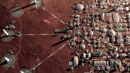 Video | SpaceX revela su plan urbano en Marte