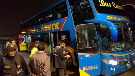 Multan con más de 6 mil soles a empresas por buses antihigiénicos