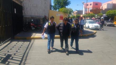 Detienen a sujeto procesado hasta cinco veces por estafa en Arequipa