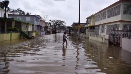 En avión de la FAP repatriarán desde Puerto Rico a peruanos afectados por el huracán María
