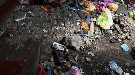 Al menos 22 muertos por una estampida en el metro de Bombay