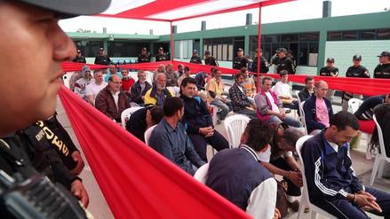 Perú repatría a 61 presos españoles