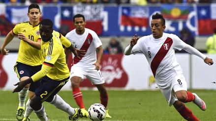 Colombia convocó a todas sus figuras para los partidos contra Perú y Paraguay
