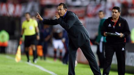 ¡Oficial! Juan Reynoso dejará de ser el entrenador de FBC Melgar