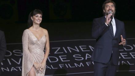 Javier Bardem y Penélope Cruz presentan 'Loving Pablo'
