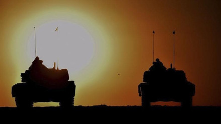Casi 120 muertos tras contraataque del Estado Islámico en Siria