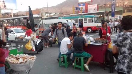 El 80% de alimentos que se venden en las calles de Trujillo están contaminados