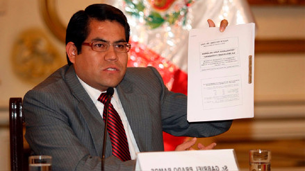 Prado emplaza a Villarán a que aclare si él participó en reuniones con Odebrecht