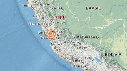 Dos sismos remecieron Lima y Callao