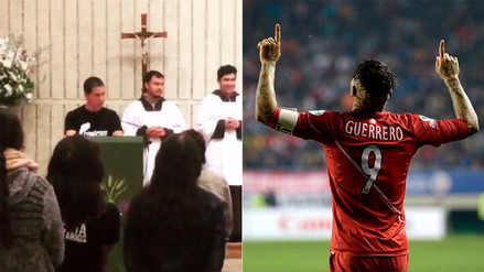 Hincha pidió por la Selección Peruana en plena misa y se hizo viral