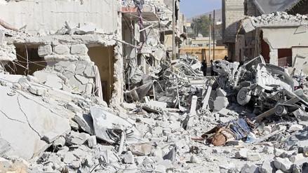 Al menos 15 muertos por bombardeos en el este de Siria