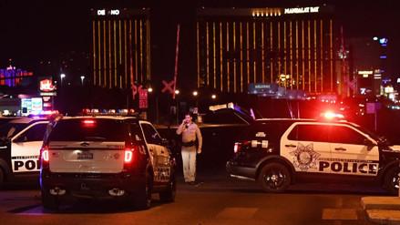 Identifican al autor de la matanza en Las Vegas