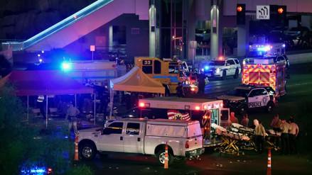 El tiroteo en Las Vegas, el más mortífero en la historia de EE.UU.