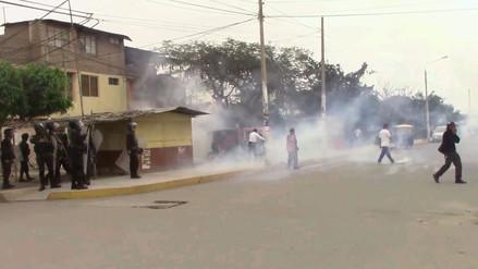A ocho se elevó cifra de detenidos durante disturbios en Tumán