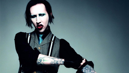 Marilyn Manson cancela conciertos tras accidente