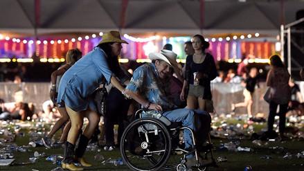"""""""La gente comenzó a caer como moscas"""": Hablan los sobrevivientes a la masacre en Las Vegas"""