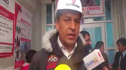 Se desplomó el techo de Hospital de Contingencia Qhali Runa