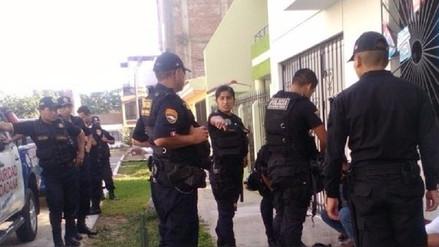 Policías detienen a dos escolares que vendían marihuana