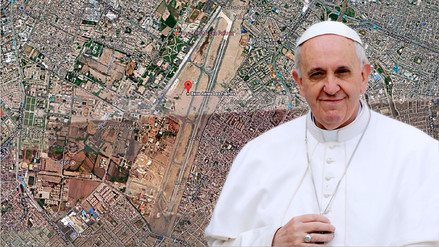 Base Las Palmas tendrá al menos cuatro accesos para la misa de Francisco