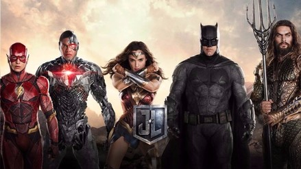 Facebook | Revelan detrás de escena de Justice League