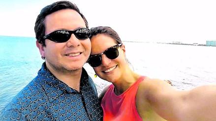 Lorena Álvarez denunció a su pareja por agresión