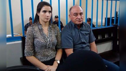 Fiscalía pidió cinco años de prisión para Roberto Torres y Katiuska Del Castillo
