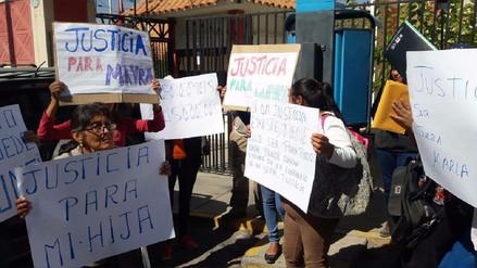 Familiares de víctima de intento de violación piden justicia