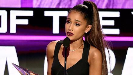 Ariana Grande pide control de armas tras matanza en Las Vegas