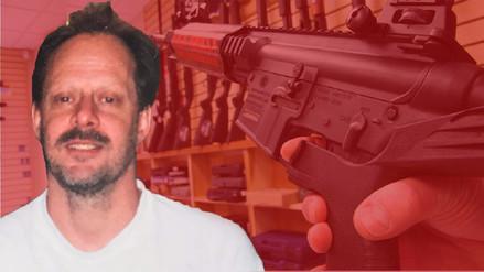 Fácil y legalmente: así obtuvo su arsenal el atacante de Las Vegas