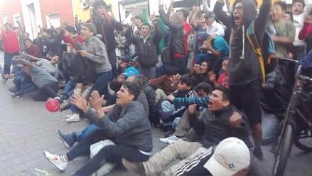 Trujillo: colocarán pantallas gigantes para partido Perú - Argentina
