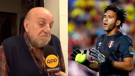 Periodista argentino que despreció a Gallese se disculpó con todos los peruanos