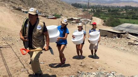 Instalan inodoros ecológicos para suplir pozos ciegos en zona rural de Salas
