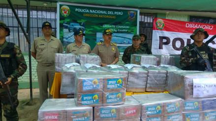 Droga incautada en Piura sería de organización internacional