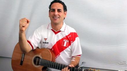 Juan Diego Flórez canta emotiva versión de 'Perú Campeón'