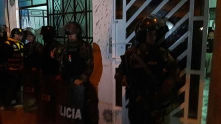 Cayeron 'Los Pistoleros de Casma' en un nuevo megaoperativo policial