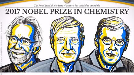 Investigadores de microscopía biomolecular ganaron el Nobel de Química 2017