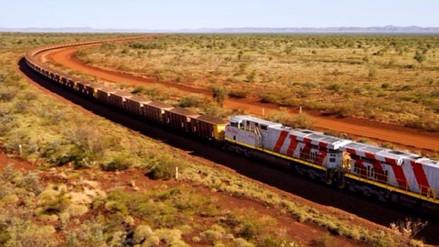 El primer tren sin conductor completa un viaje de 100 kilómetros