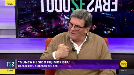 Rafael Rey: