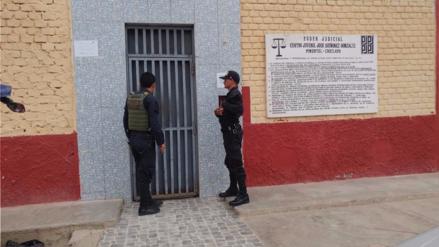 Policía Nacional brindará seguridad las 24 horas a las afueras del 'Escuelín'