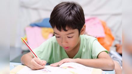 Consejos para que los hijos adquieran una rutina de estudios