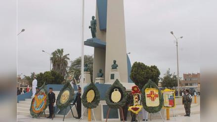 Rinden homenaje al héroe de la Marina de Guerra Miguel Grau