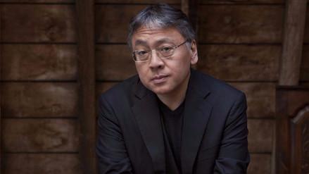 El británico Kazuo Ishiguro ganó el premio Nobel de Literatura 2017
