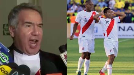 Congresista de Fuerza Popular le canta a la selección peruana
