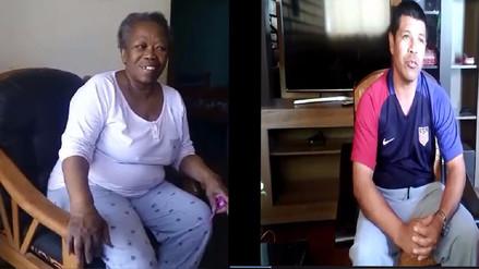 Familias de Luis Advincula y Wilder Cartagena envían mensaje de aliento a la Selección