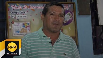 """Padre de Miguel Trauco: """"La familia siempre lo estará apoyando"""""""
