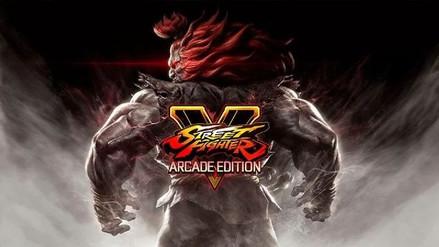 Street Fighter V tendrá su Arcade Edition