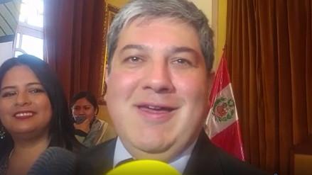 Embajador de Paraguay espera ver a Perú en el mundial de Rusia