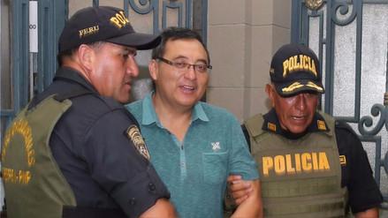 Jorge Cuba pidió al PJ que libere una de sus cuentas para pagar a sus abogados